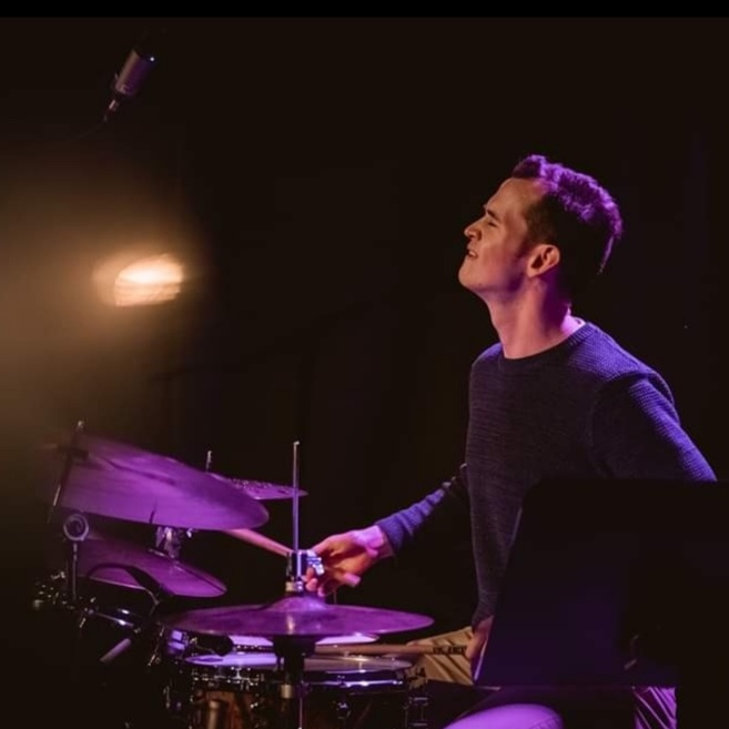 Pascal Haas - Schlagzeuglehrer
